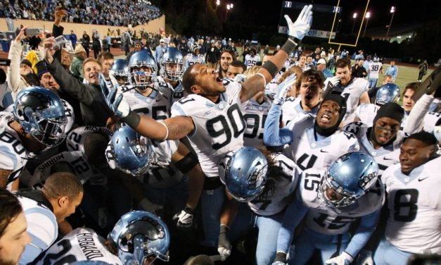 UNC Football Motivated in the Motor City
