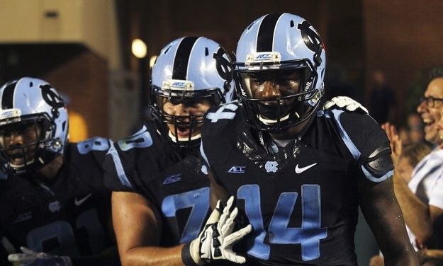 UNC Football Aims to Stay Focused Offensively