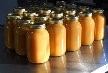 Made in NC: Heirloom Goodness Applesauce