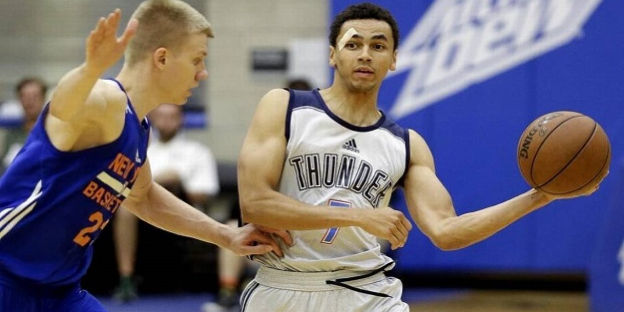 Charlotte Hornets Sign Marcus Paige to Two-Way Contract