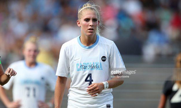 Women's Soccer: Hermann Trophy Watch List Includes Bridgette Andrzejewski