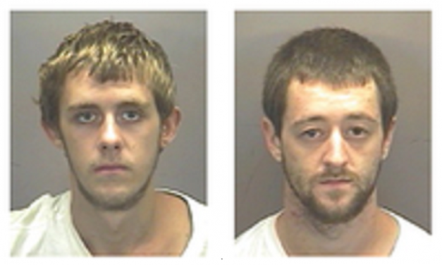 Hillsborough Police Arrest Break-In Suspects