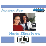 Hometown Hero – Maria Eikenberry