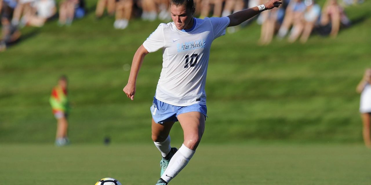 Joanna Boyles Takes Home ACC Women's Soccer Offensive Player of the Week