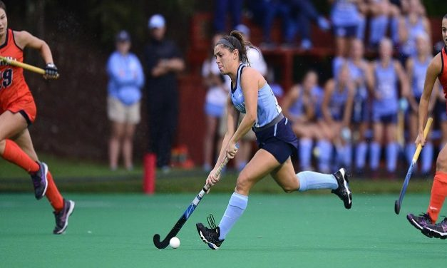 Top-Ranked UNC Field Hockey Knocks Off No. 8 Princeton