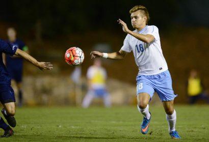 Alan Winn Named National Men's Soccer Player of the Week