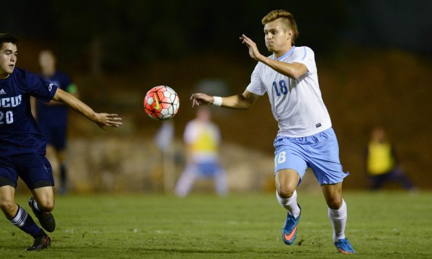 Alan Winn Named National Men's Soccer Player of the Week