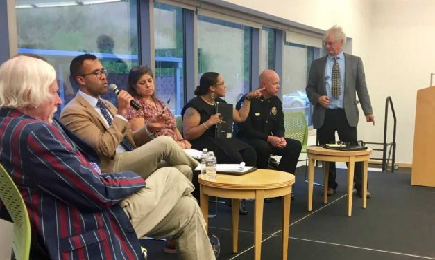 Panelists Host Silent Sam Discussion at Chapel Hill Library