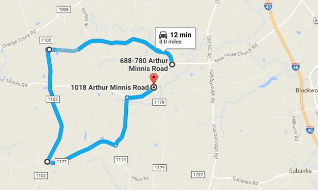 Arthur Minnis Road Bridge Replacement Underway Until December