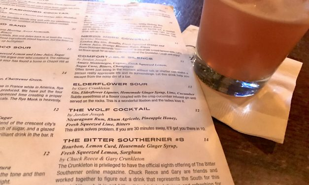 Thirsty Thursday: Bitter Southerner No. 8