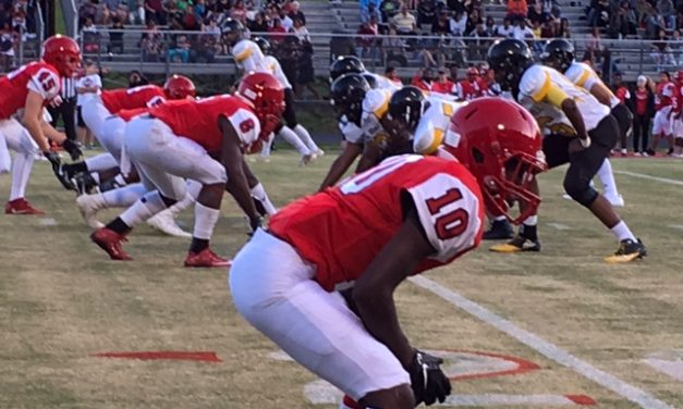 Speedy Falcons Dominate Tigers 52 – 19 on a Beautiful Friday Night in Durham