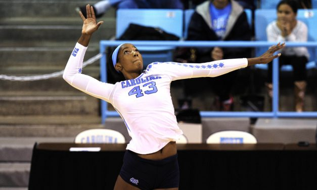 UNC's Taylor Leath Selected as ACC Volleyball Player of the Week