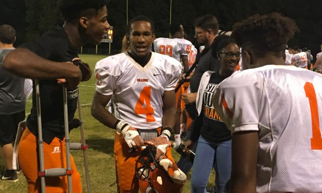 """Powerful Panthers """"Keep It Rolling"""" In Adversity  and Topple Much Improved Pirates 23 – 3"""