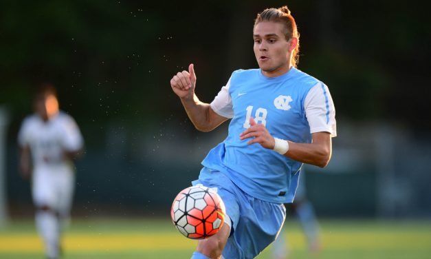 Men's Soccer: Tar Heels Shrug Off George Washington, Extend Winning Streak to Five