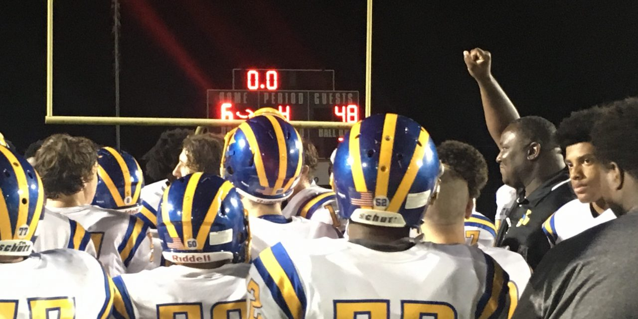 Warriors Hit On All Cylinders and Yield Tough Night For Never Say Die Jaguars