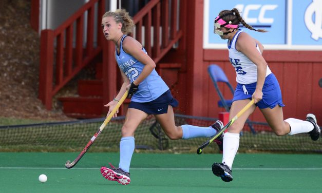 Van't Hoog Scores in Overtime, Hands UNC Field Hockey Road Victory at No. 6 Syracuse