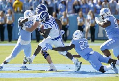 Fourth Quarter Woes Continue to Plague UNC Football