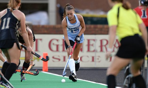 Evert Lifts UNC Field Hockey Past Albany For Second Straight Overtime Victory