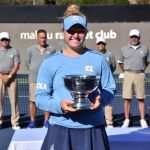 UNC Freshman Alle Sanford Wins Oracle ITA Masters Championship