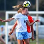 Tar Heels Sweep ACC Women's Soccer Player of the Week Honors