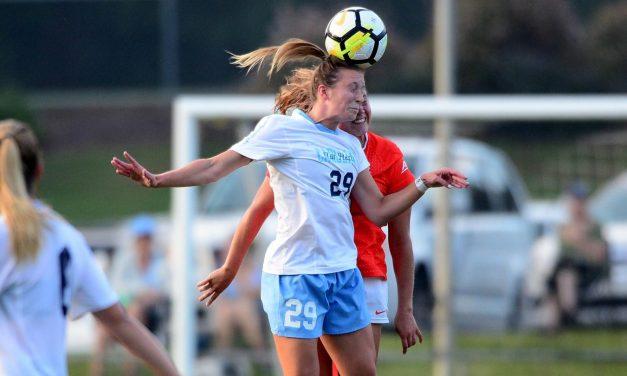Tar Heels Sweep ACC Women's Soccer Player of the Week Honors