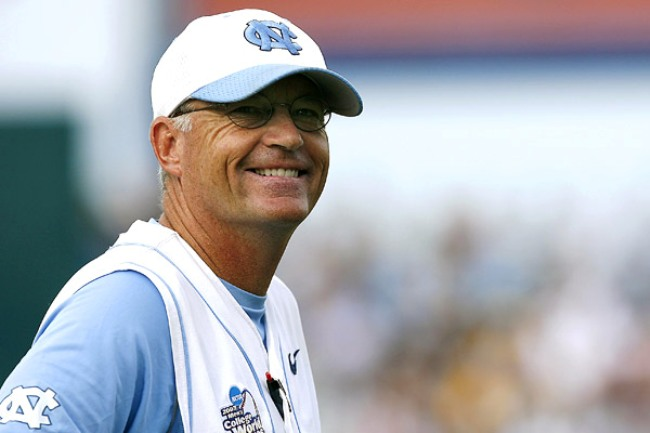 Countdown to First Pitch: Head Coach Mike Fox Calls 2014 Heels 'Work In Progress'