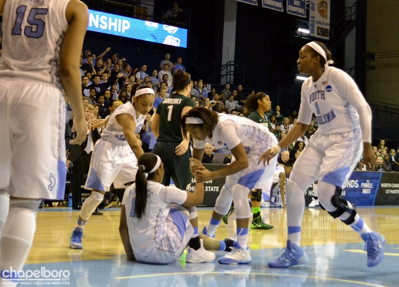 Carolina's Best: Tar Heels Beat Rival Gamecocks To Gain 'Elite' Status