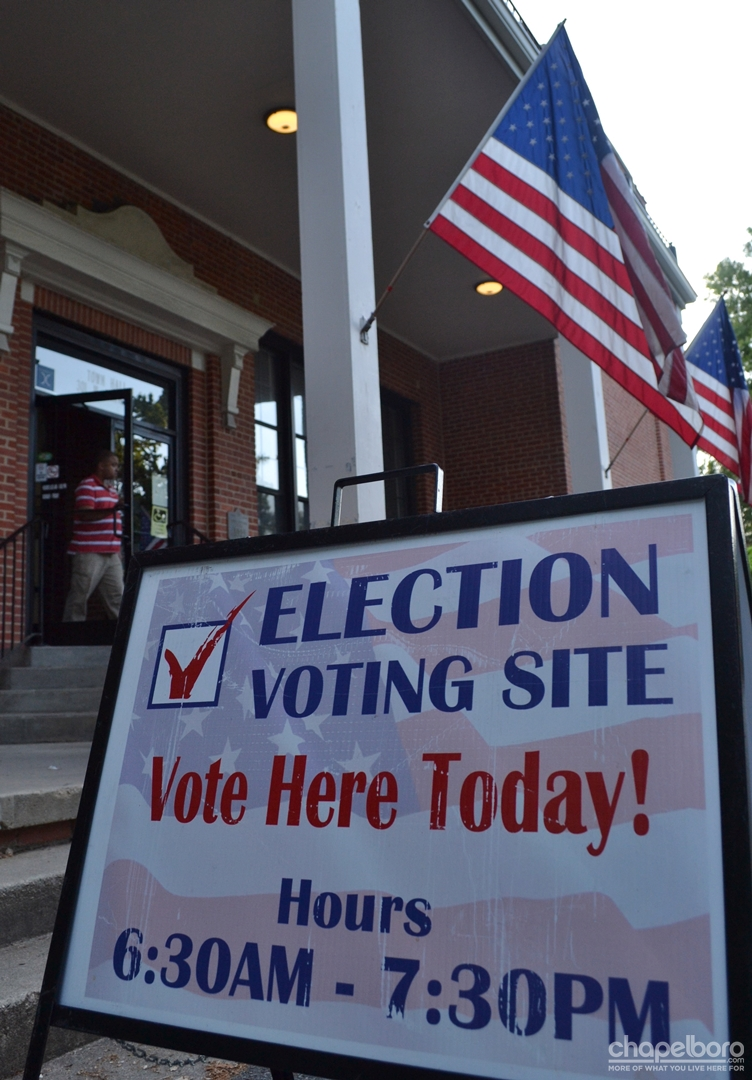 Orange County Preparing for Early Voting Under New Law