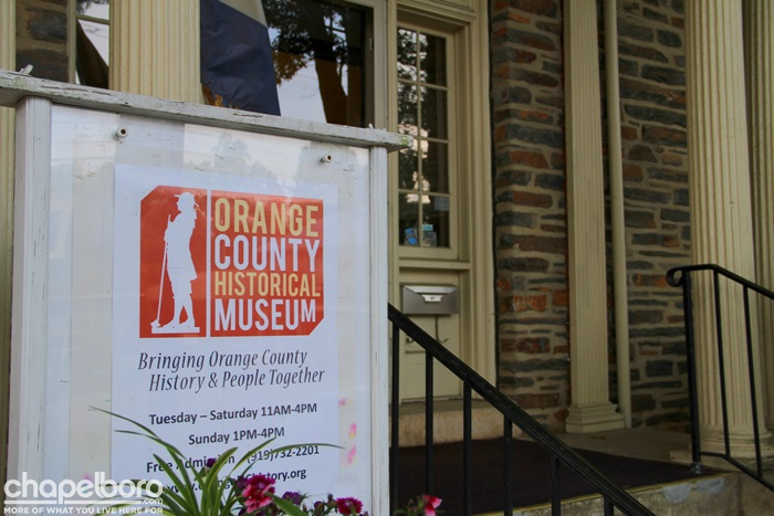 Orange County Historical Museum Closes From Water Damage