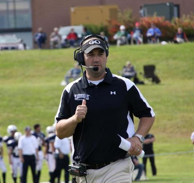 East Chapel Hill Hires Holderman To Lead Football Program