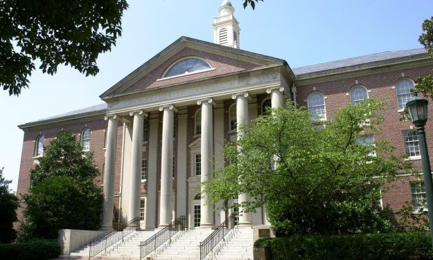 UNC's Journalism School Renamed After Record Gift
