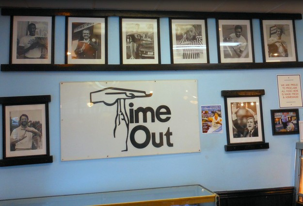 Time-Out on W. Franklin Street Finds New Home