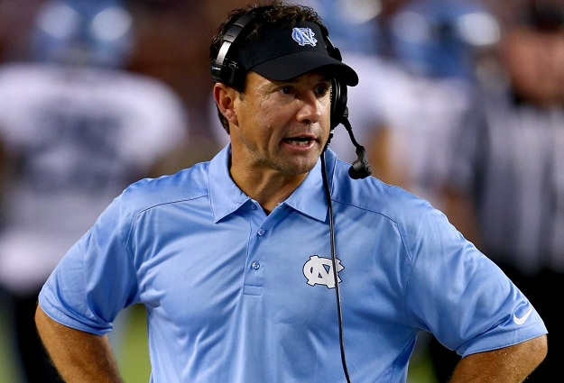 Tar Heel Football Coming Alive This Spring