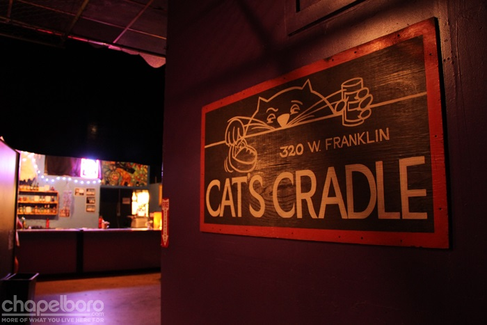 NC Artists Collaborate on Cover Album to Benefit Cat's Cradle