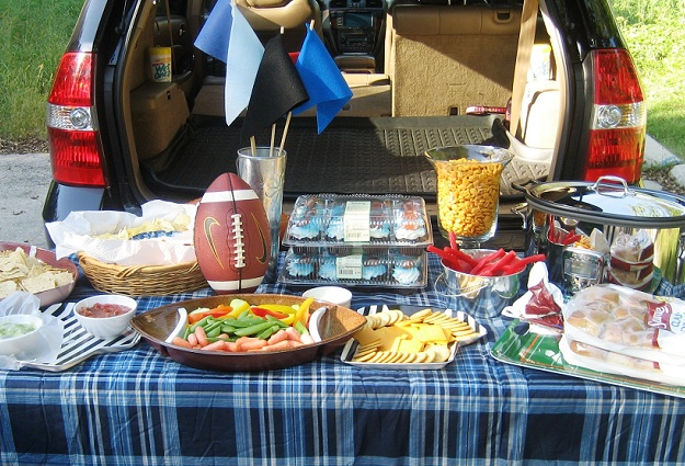 September Short List Winner – Best Place To Stock Up For Tailgating