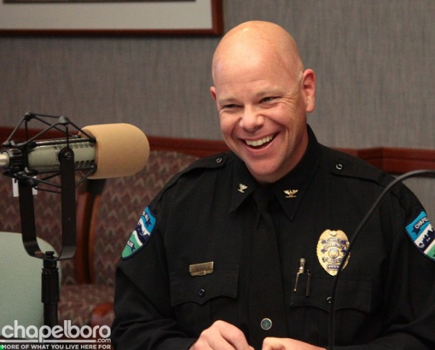 Chapel Hill Police Chief Collaborates with Law Enforcement Nationwide