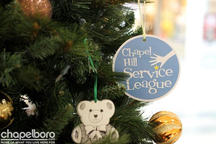 Chapel Hill Service League Changes Christmas House Model for 2020