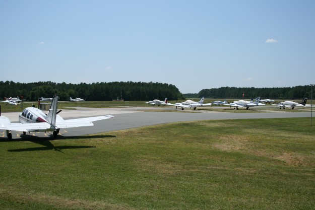 Date Set for Horace Williams Airport to Close to Public
