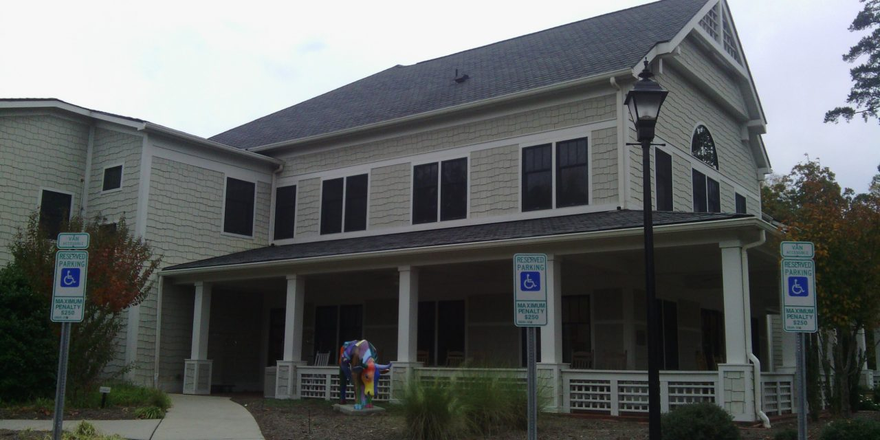 SECU Family House Is Home For Thousands