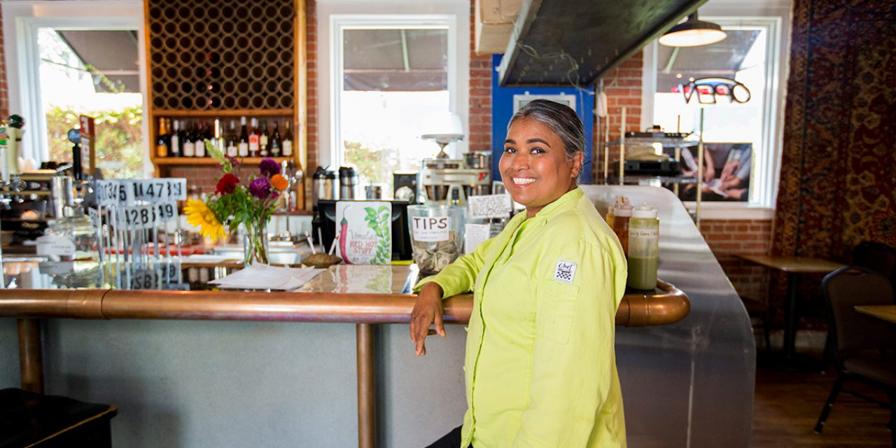 Humans of Chapelboro: Vimala Rajendran