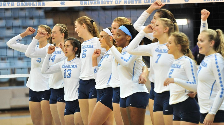 Unc Volleyball Ranked 11th In Avca Preseason Poll Chapelboro Com