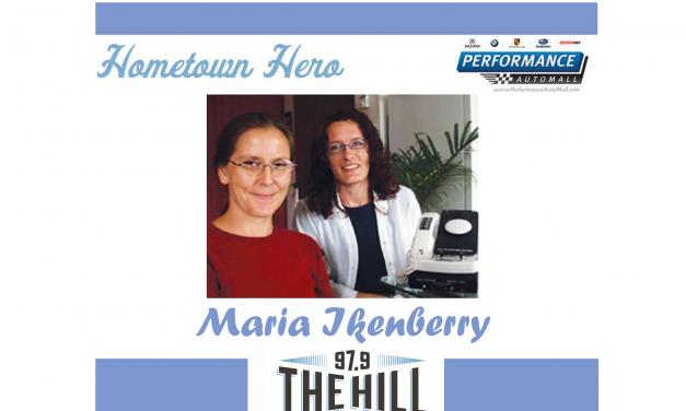 Hometown Hero – Maria Ikenberry