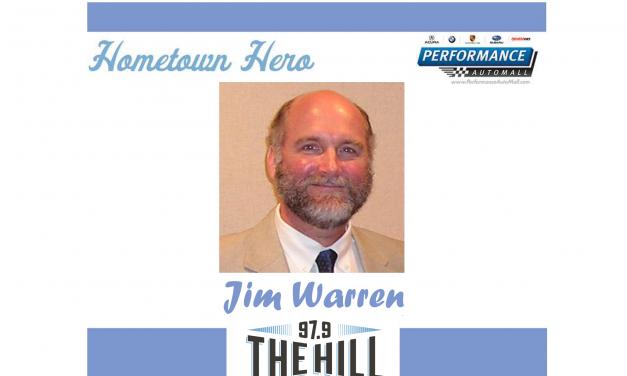 Hometown Hero: Jim Warren