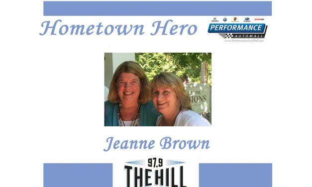 Hometown Hero: Jeanne Brown