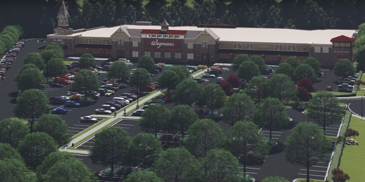 Construction Expected to Pick Up on New Wegmans in Chapel Hill