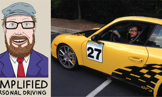 Humans of Chapelboro Presents: Alex Nickodem, Founder of Simplified Personal Driving