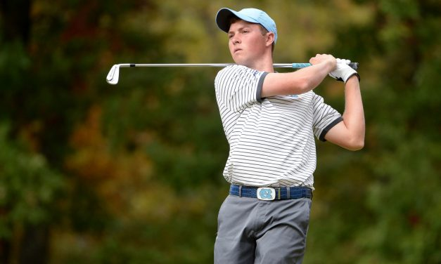 Ben Griffin Named to All-ACC Men's Golf Team for Second Time in Career