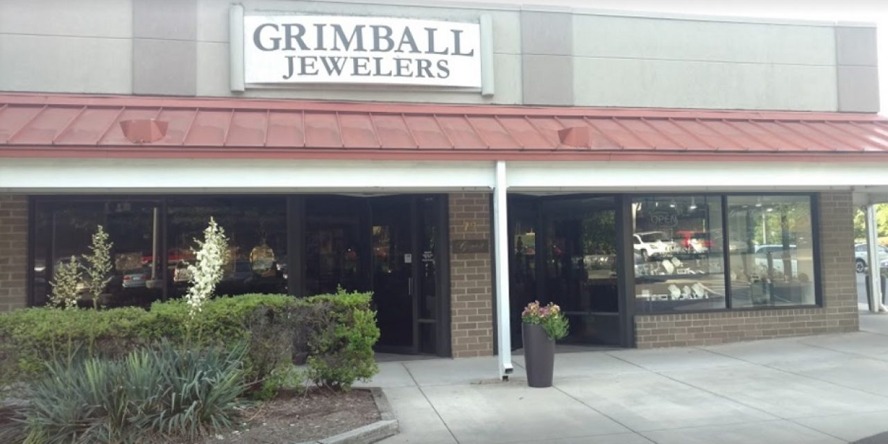 Chapel Hill's Grimball Jewelers Closing