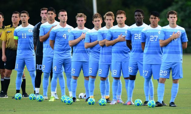 UNC Men's Soccer vs. Virginia Canceled Due to Weather