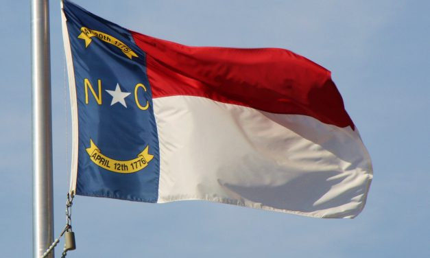 North Carolina Cutting State, Corporate Income Taxes in 2019